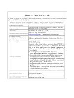 "TRGOVINA ""Borac"" D.D. TRAVNIK Tvornička bb, 72270 TRAVNIK"