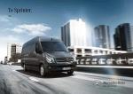 Λήψη διαφημιστικού εντύπου για το Sprinter panel van (PDF)