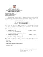 rezultati izbora za općinskog načelnika