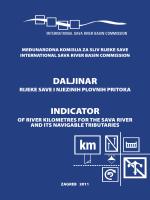 Daljinar rijeke Save i njezinih plovnih pritoka