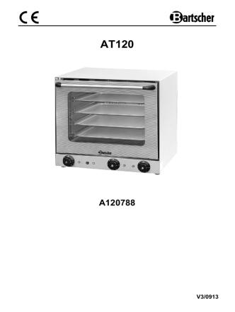 A120788 - Bartscher GmbH