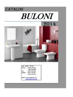 Catalog - Buloni