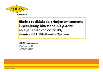 COLAS Hrvatska