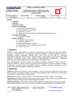 Certifikacijskom shemom za antikorozivnu zaštitu (AKZ)