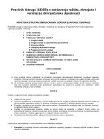 Pravilnik - Udruga dimnjačara Slavonije i Baranje