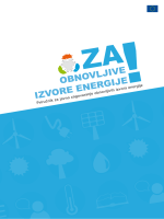 Priručnik Za obnovljive izvore energije!, projekt REPAM