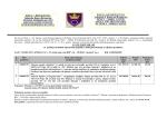 JAVNI POZIV BR. 105 za prodaju metodom neposredne pogodbe u