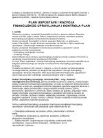 Plan i sustav kontrole (pdf)