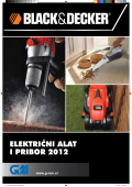 Black&Decker katalog 2012