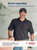 Bosch nagrađuje Akcija sakupljanja bodova