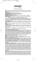 VERODEX® - Opus Materia