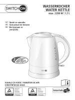 WASSERKOCHER WATER KETTLE