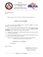 Invitation / Poziv - PSC