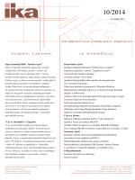 """12. ožujka 2014. Izjava Komisije HBK """"Iustitia et pax"""""""