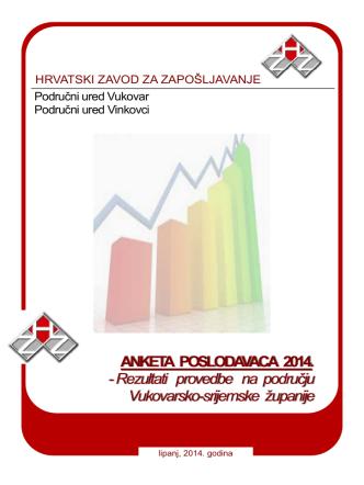 ANKETA POSLODAVACA 2014. -Rezultati provedbe na području