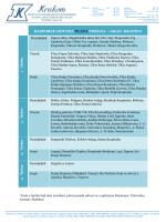 raspored odvoza plava posuda – grad krapina