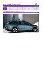 Škoda OCTAVIA TOUR Combi A5