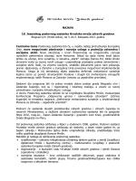 NAJAVA 18. Jesenskog poslovnog sastanka Hrvatske mreže