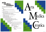 Vol 66 - Broj 1.pdf - Akademija medicinskih znanosti Hrvatske