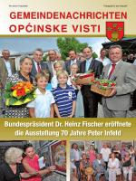 Gemeindenachrichten Extra Sommer 2012