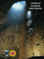CAVING IN SLOVENIA AND CROATIA - EU