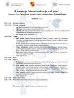 "Konferencija ""Internacionalizacija poslovanja"""