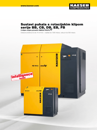 compact - KAESER KOMPRESSOREN