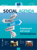 Social Agenda 35 - Employment and social innovation