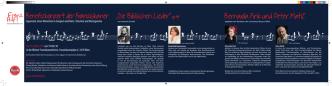 """Benefizkonzert der Franziskaner """"Die Biblischen Lieder"""