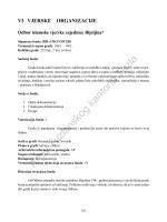 VII. Vjerske organizacije i - Arhiv Tuzlanskog kantona Tuzla