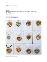 NAKIT (ogrlica, rinčice, prstn)