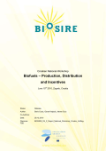 Biofuels – Production, Distribution and Incentives
