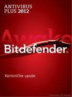 Bitdefender Antivirus Plus 2012