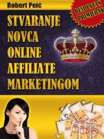 affiliate marketing: stvaranje novca