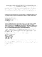 Zapisnik sa konstituirajuće sjednice Gradskog vijeća Grada