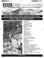 Katalog br.1 - Sam Cro doo