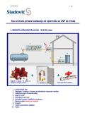 Sve za izradu plinske instalacije od spremnika za