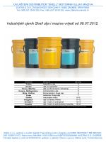 Web cjenik Shell industrija 09.07.2012 ver.23072012