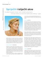 Spriječiti i izliječiti akne, Suzana Levarda, dr.med., spec