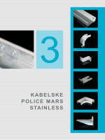 Kabelske police MARS stainless