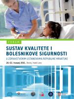 program - Hrvatsko društvo za liječenje boli