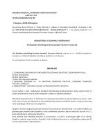 "DIONIČKO DRUŠTVO ""STANDARD FURNITURE FACTORY"