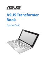 Isključivanje računala ASUS Transformer Book