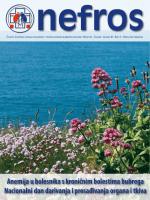 Nefros 3-2009 - Zajednica udruga dijaliziranih i transplantiranih