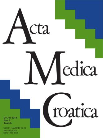 Acta 5_2013 CVR.pdf - Akademija medicinskih znanosti Hrvatske