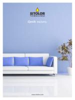 Preuzmite PDF - Sitolor