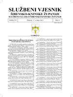06-13 - Šibensko-kninska županija