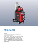 Katalog MIG-MAG uređaja