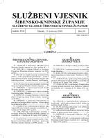 službeni 10.indd - Šibensko
