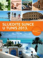 SLIJEDITE SUNCE U TUNIS 2013.